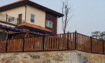 충북 오창 전원주택 울타리