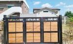 양산 소적마을 전원주택 접이식 대문